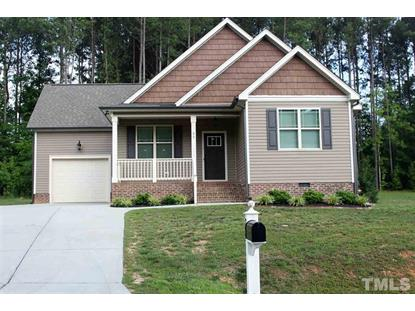 25 Bondhu Place  Youngsville, NC MLS# 2262386