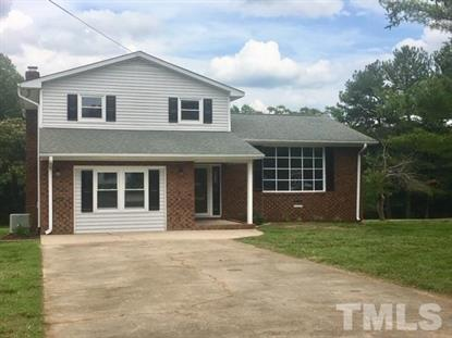 229 Rock Mill Road  Henderson, NC MLS# 2262432