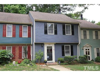 5647 Hamstead Crossing  Raleigh, NC MLS# 2262468