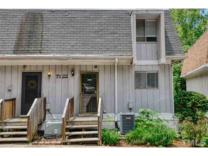 7122 Longstreet Drive  Raleigh, NC MLS# 2262481