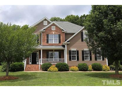 210 Meadow Glen Drive  Wake Forest, NC MLS# 2262567