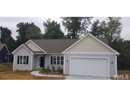 321 Keeneland Drive  Oxford, NC MLS# 2262592
