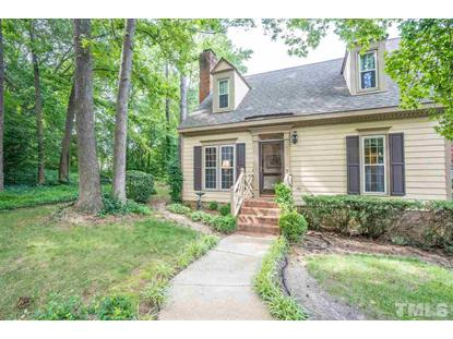 1417 Fowlkes Place  Raleigh, NC MLS# 2262650