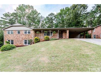 920 Merwin Road  Raleigh, NC MLS# 2262727