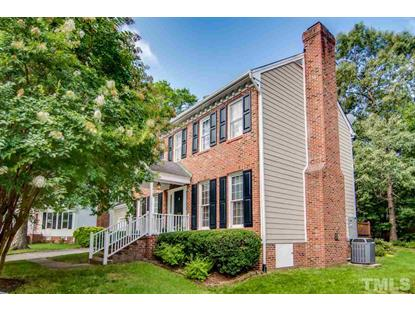 106 Houston Circle  Cary, NC MLS# 2262765