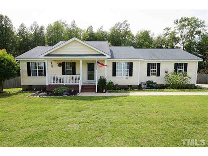 130 Gray Bass Court  Zebulon, NC MLS# 2262804