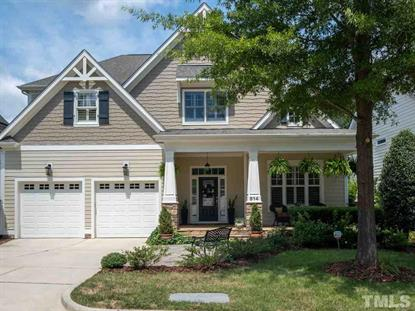 514 Buxton Grant Drive  Cary, NC MLS# 2262826