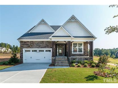 736 Sparrowhawk Lane  Wake Forest, NC MLS# 2262915