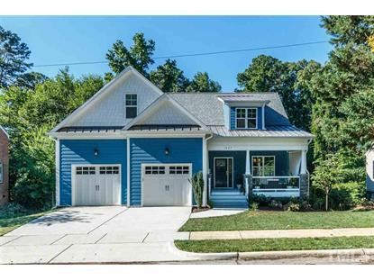 1827 Arlington Street  Raleigh, NC MLS# 2262917