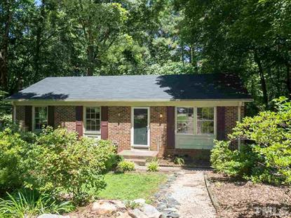 1020 Trollingwood Lane  Raleigh, NC MLS# 2262969