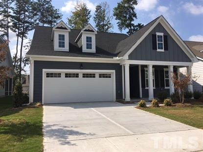 2845 Thompson Bluff Drive  Cary, NC MLS# 2263137