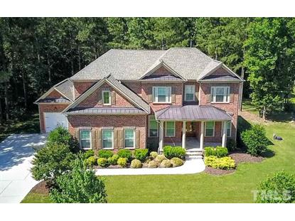 1028 Shagbark Court  Chapel Hill, NC MLS# 2263159