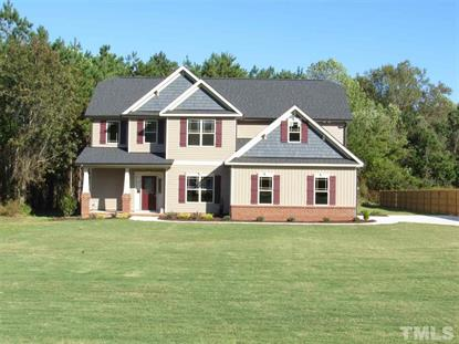 58 Blonde Bear Lane  Selma, NC MLS# 2263279
