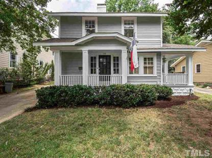 308 Perry Street  Raleigh, NC MLS# 2263287