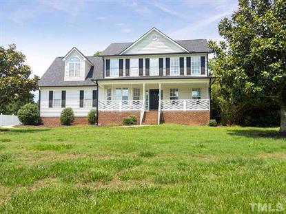 102 Allie Drive  Garner, NC MLS# 2263330