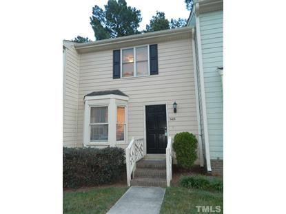 5418 Sharpe Drive  Raleigh, NC MLS# 2263471