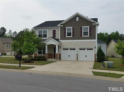 2701 Banks Lake Court  Fuquay Varina, NC MLS# 2263588