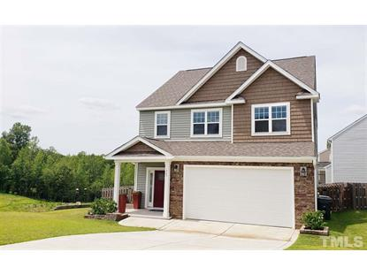 385 Marsh Creek Drive  Garner, NC MLS# 2263604