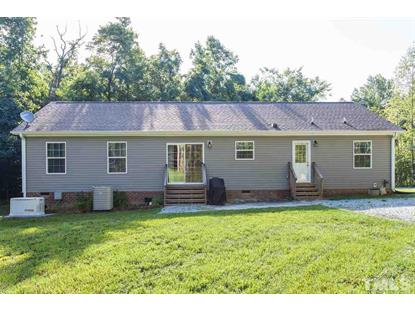 149 Dean Duke Trail  Rougemont, NC MLS# 2263727