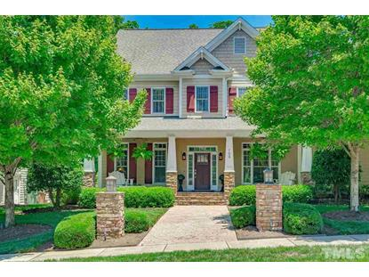 105 Lantern Ridge Lane  Cary, NC MLS# 2264122