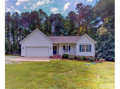 441 Hill Road  Rougemont, NC MLS# 2264133