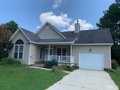 221 Harvester Drive  Holly Springs, NC MLS# 2264217