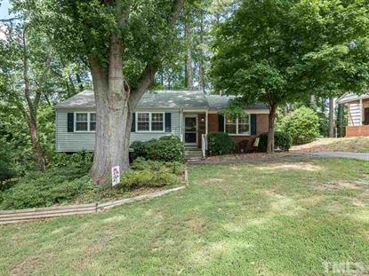 617 Barksdale Drive  Raleigh, NC MLS# 2264302
