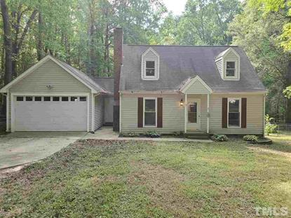 11304 Old Stage Road  Willow Spring, NC MLS# 2264344