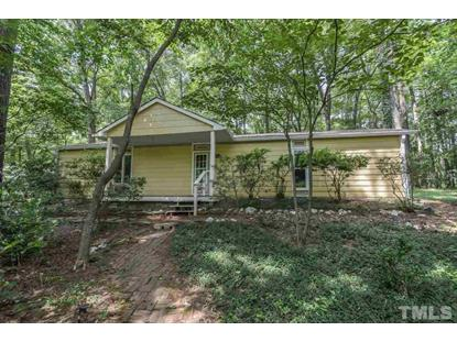 6211 Lance Circle  Chapel Hill, NC MLS# 2264438