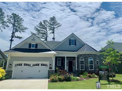 2593 Club Level Drive  Apex, NC MLS# 2264732