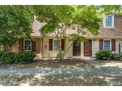 4818 Blue Bird Court  Raleigh, NC MLS# 2264891
