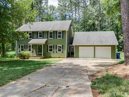 8805 Brandon Station Road  Raleigh, NC MLS# 2264961