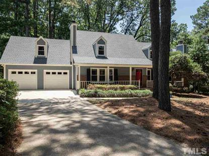 109 Crimmons Circle  Cary, NC MLS# 2265020