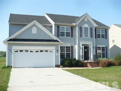 80 Shore Pine Drive  Youngsville, NC MLS# 2265194