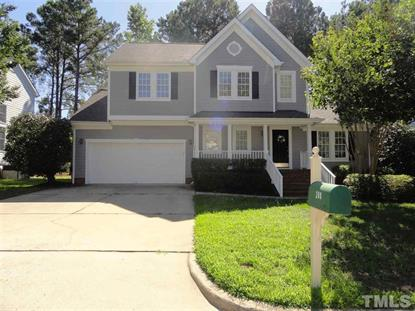 208 Cove Creek Drive  Cary, NC MLS# 2265346