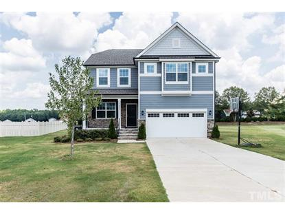 8201 Cannon Grove Drive  Willow Spring, NC MLS# 2265507