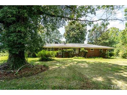 3004 Butler Road  Chapel Hill, NC MLS# 2265554