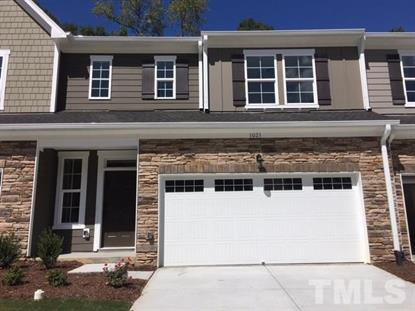 1021 Hero Place  Cary, NC MLS# 2265570