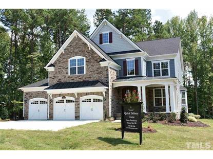 8004 Keyland Place  Wake Forest, NC MLS# 2265577