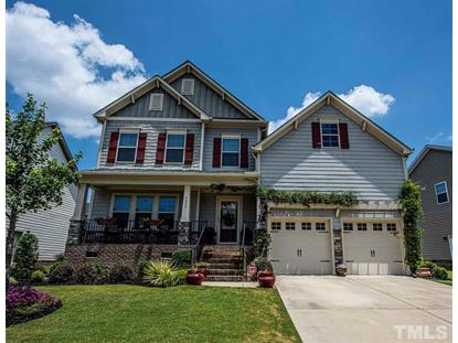 4004 Peachtree Town Lane  Knightdale, NC MLS# 2265648