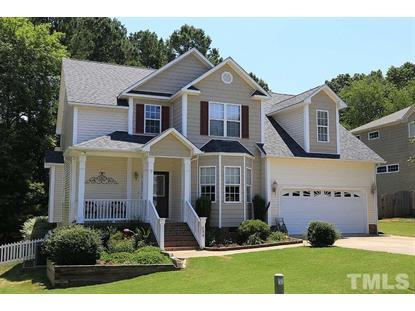 288 Great Oak Drive  Garner, NC MLS# 2265667