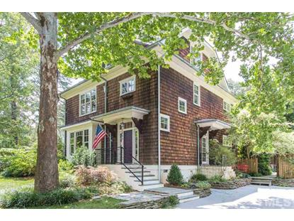 2807 Mayview Road  Raleigh, NC MLS# 2265811