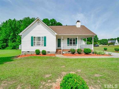 210 White Oak Farms Drive  Willow Spring, NC MLS# 2266060