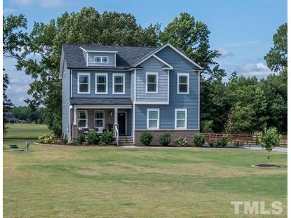 9216 Ashton Glen Drive  Zebulon, NC MLS# 2266064