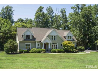807 Poythress Road  Chapel Hill, NC MLS# 2266215