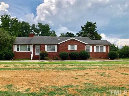 4290 Stagecoach Road  Oxford, NC MLS# 2266288
