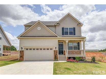 329 Grey Hawk Drive  Garner, NC MLS# 2266336