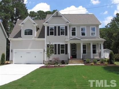1610 Wake Drive  Wake Forest, NC MLS# 2266441