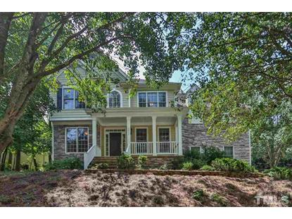2807 Montcastle Court  Durham, NC MLS# 2266443