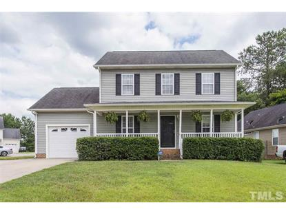 943 Troubadour Lane  Knightdale, NC MLS# 2266464